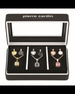 Pierre Cardin Interchangeable Pendant Set
